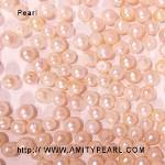 6225 saltwater half-drilled pearl about 4-5mm cabochon shape light pink and whitish multicolor.jpg